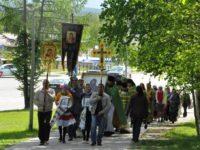 27 июня 2017 г., во вторник 4-й седмицы по Пятидесятнице, день памяти прп. Елисея Сумского, епископ Костомукшский и Кемский Игнатий возглавил Божественную литургию в Покровском кафедральном храме г. Костомукши
