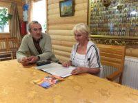 19 июля состоялась встреча с председателем попечительского Совета «Центр помощи детям, оставшимся без попечения родителей» Т. Авдеевой