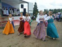 5 августа в д. Вокнаволок отпраздновали День деревни
