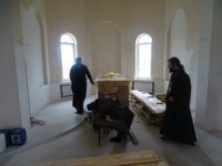 4 августа 2017 г. епископ Костомукшский и Кемский Игнатий посетил с рабочим визитом г. Сегежу