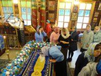 28 августа 2017 года, в день Успения Пресвятой Богородицы, в Покровском храме г. Костомукши состоялось праздничное Богослужение