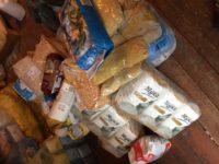 Оказана гуманитарная помощь жителям посёлка Тикша