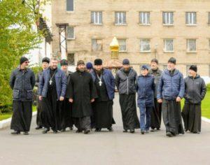 23 сентября — 3 октября 2019 г. руководитель отдела по тюремному служению Костомукшской епархии иерей Игорь Егоров принял участие в обучащем семинаре в г. Санкт-Петербурге
