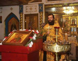 19 декабря 2019 года состоялся водосвятный молебен Святителю Николаю Чудотворцу в Никольском храме г.  Сегежи