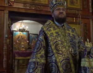 Проповедь епископа Игнатия 7 марта 2020 года, в субботу первой седмицы Великого Поста