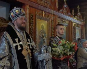 Проповедь епископа Игнатия 25 марта 2020 года, в среду 4-й седмицы Великого поста
